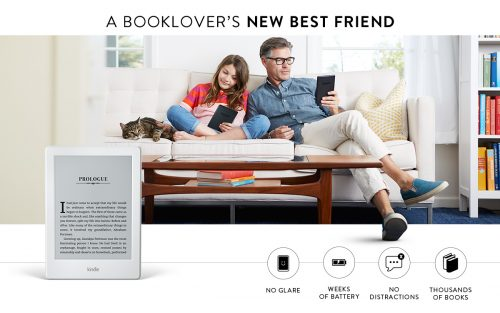 Ebook Kindle: El mejor amigo de un amante de los libros