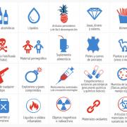 Productos prohibidos en compras por Internet