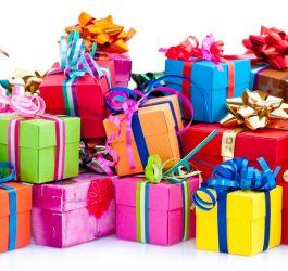 enviar regalos